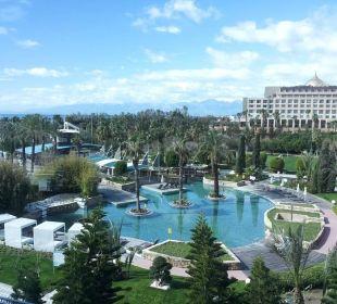 Gartenanlage mit Poollandschaft Hotel Concorde De Luxe Resort