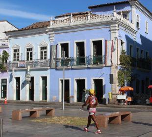 Direkt im Zentrum der Altstadt Hotel Bahiacafé