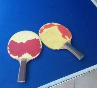 Tischtennis an der Poolanlage... Sherwood Dreams Resort
