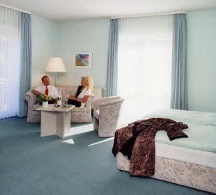 Hotelzimmer AltstadtHotel an der Werra