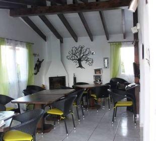 Kaminzimmer Hotel Los Caballos