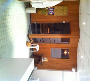 Sauna Hotel The Westin Leipzig