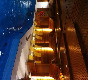 Pool Hotel The Westin Leipzig