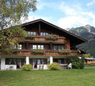 Unser Haus am Oberöschle Ferienwohnungen Thannheimer