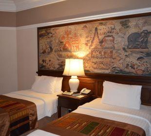 Blick ins zimmer  Hotel Wiang Inn