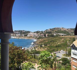 Aussicht Richtung Westen Playacalida Spa Hotel