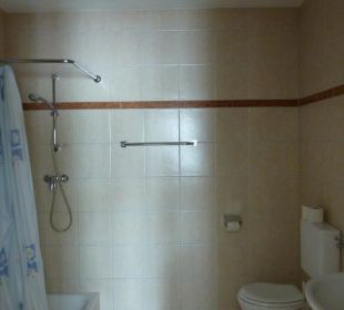 Dusche/WC Hotel Alpenhof