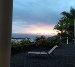 Sonnenuntergang Villen Los Lomos