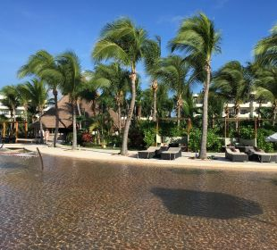 Pool Secrets Maroma Beach Riviera Cancun