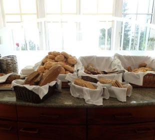 Brot und Gebäck Hotel Panhans