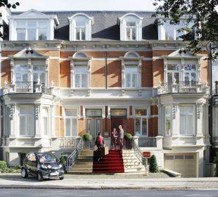 Aussenansicht Hotel Eilenau