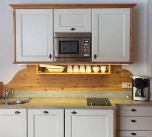 Küche App. 1 Ferienhaus Monika Winter