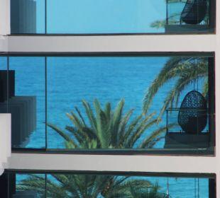 Hotelfassade Hotel Playa Golf