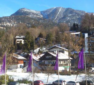 Schöne Aussicht Mercure Hotel Garmisch Partenkirchen
