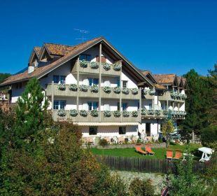 Aussenaufnahme Hotel Dolomitenblick