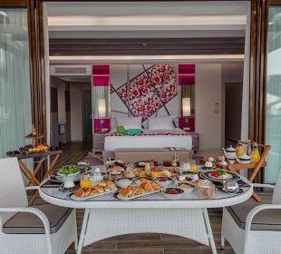 Superior Villa Bad  Hotel Rixos Premium Tekirova
