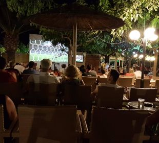 Fußball EM Hotel Corissia Beach