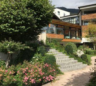 Gartenanlage Beauty & Wellness Resort Hotel Garberhof