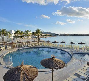 Pool Intertur Hotel Hawaii Ibiza