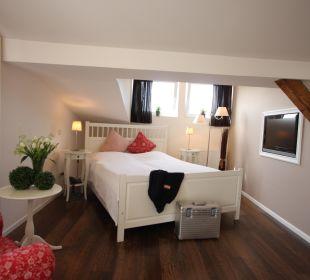 Doppelzimmer 'Storchennest' Hotel Residence Bremen