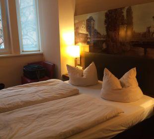 Zimmer NOVINA HOTEL Tillypark