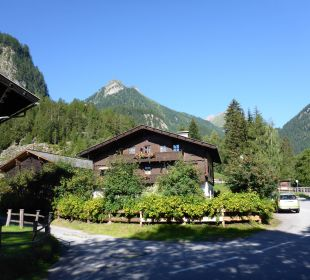 Das Haus Ferienhof Wolfgangbauer