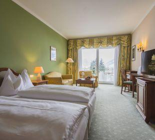 Doppelzimmer Gastein Grand Park Hotel Health & Spa