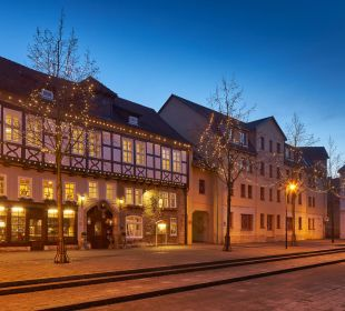 """Außenansicht """"Brauhaus zum Löwen"""" Hotel Brauhaus zum Löwen"""