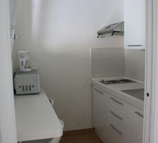 Die Küche Residenza Le Due Torri