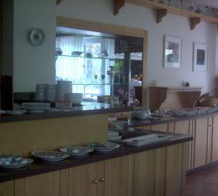 Frühstücksbüffet Hotel Bellevue
