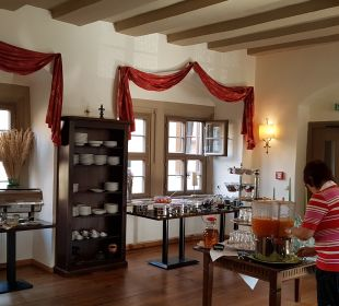 Restaurant Hotel Wyndham Garden Quedlinburg Stadtschloss