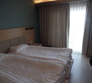 Schlafzimmer im Haupthaus Belek Beach Resort Hotel