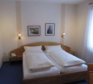 Doppelzimmer Alleehotel Eschen