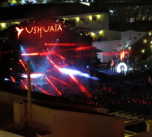 Ausblick Ushuaia Ibiza Beach Hotel - The Tower / The Club