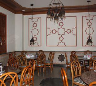 Abendrestaurant Innen