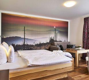 Superior Doppelzimmer Fichte Berggasthof Hotel Fritz