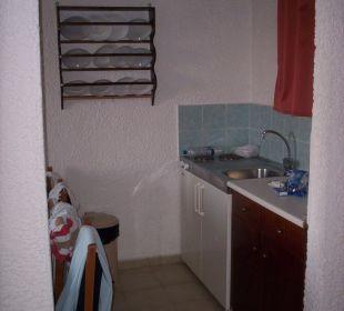 Küche Hotel Karavos