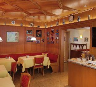 Frühstücksraum Hotel Kriemhild am Hirschgarten