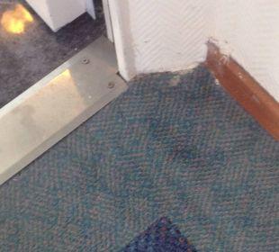 Flur zu den Zmmern VIK Hotel San Antonio