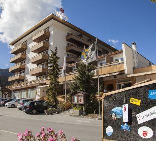 Außenansicht Sunstar Alpine Hotel Lenzerheide