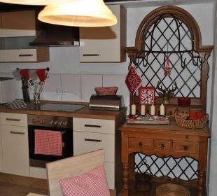 Küche  Wohnung 5 Ferienwohnungen Rebstöckle
