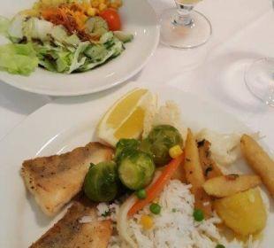 Buffet Abendessen  Hotel Sole-Felsen-Bad