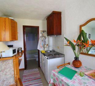 Küche Studio 4 Finca El Rincon