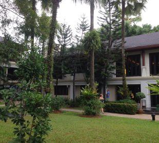 Lobby La Flora Resort & Spa
