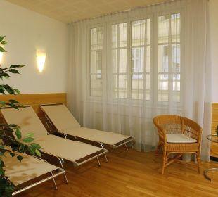 Wellness Area K+K Hotel Maria Theresia