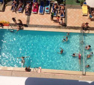 Foto desde la habitacion Hotel Calma