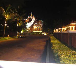 Bei Nacht Samui Buri Beach Resort & Spa