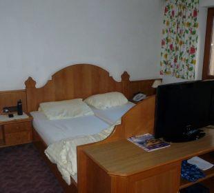 Schlafbereich Hotel Klausnerhof