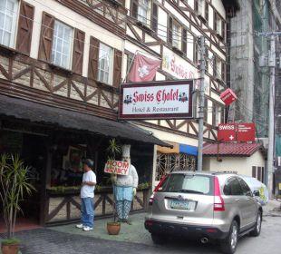 Ausenrestaurant Hotel Swiss Chalet