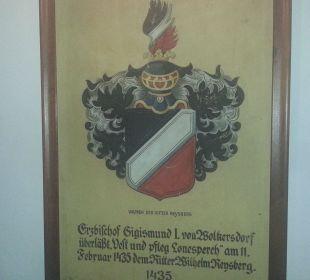 Adel verpflichtet Burghotel Deutschlandsberg